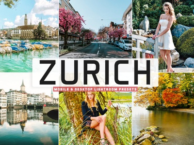 Free Zurich Mobile Desktop Lightroom Presets retouching presets quality professional add-ons presets photo lightroom presets image hq graphic river item graphic design envato item enhanced tools enhanced light effects develop design creative author contrast enhancement clean design clean
