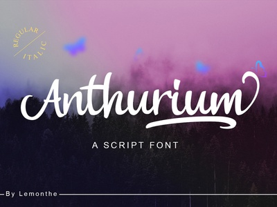 Free Anthurium Script Font Family typeface spring signature script font quotes photography font modern font modern calligraphy minimalist font magazine logo font handwritting font handwritting handlettering handdrawn emboss elegant font chic bordering birthday