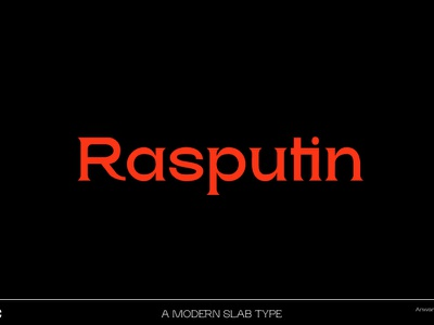 Free Rasputin Slab Serif Font magazine lovely font logotype logo font logo invitations font headlines font headline header font fonts designer font for quotes fashion display cool commercial font capitals branding font bold fonts bold font bold