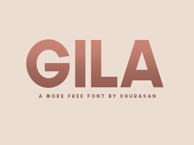 Free Gila Sans Serif Font Family magazine lovely font logotype logo font logo invitations font headlines font headline header font fonts designer font for quotes fashion display cool commercial font capitals branding font bold fonts bold font bold