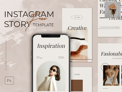 Free Stylish Instagram Story Template creative design zakeisha white story social media sale psd product post pack instagram feminine feed fashion discount clean apparel