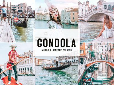 Gondola Mobile & Desktop Lightroom Presets professional add-ons