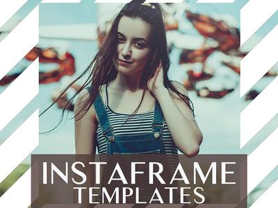 Free InstaFrame Templates