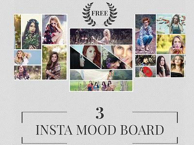 3 Free Instagram Mood Board Templates instagram mood board templates free mood board psd templates free insta mood board templates insta mood board templates