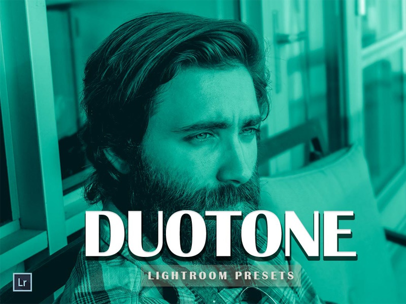 30 Free Duotone Lightroom Presets save time retro red photoshop action photo painting action painting movie style effects duotone comic color