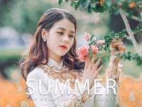 Free Summer Mobile Lightroom Presets