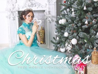 Christmas Free Mobile Lightroom Presets