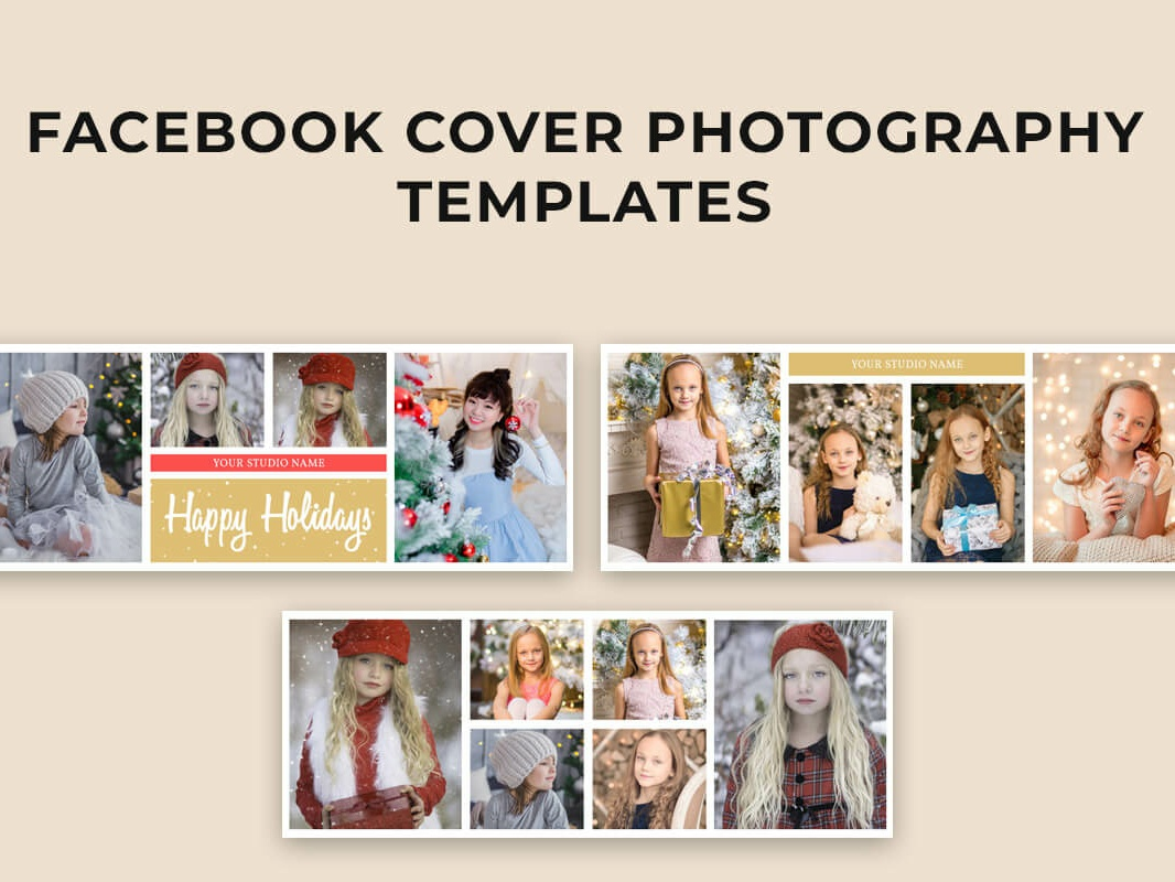 3 Free Christmas Facebook Cover Templates merry merry and bright cover facebook christmas xmas top view timeline paper gift creative christmas flyer christmas fb cover