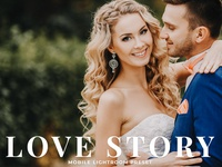Free Love Story Mobile Lightroom Preset
