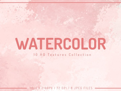 10 Free Watercolor Splash Textures in 2019