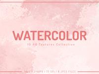 10 Free Watercolor Splash Textures in 2019