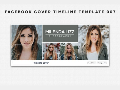 free facebook cover timeline template 7 by mohammad usama dribbble
