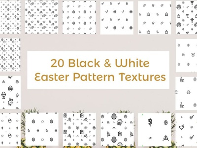 20 FREE COLORLESS EASTER PATTERN TEXTURES christmas party star ornaments xmas snow snowflakes santa pattern background