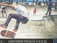 100+ Sports Effect Lightroom Presets