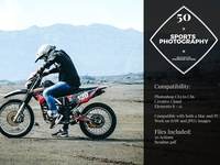 50 Sports Effect Photoshop Actions