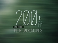 200+ Blur Backgrounds HD