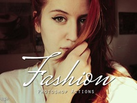 100 Fashion Photoshop Actions