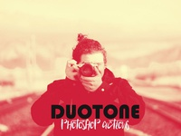 Duotone Pro Photoshop Actions