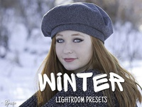 50 Winter Lightroom Presets