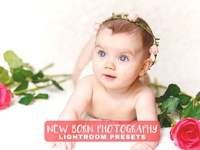New Born Lightroom Presets