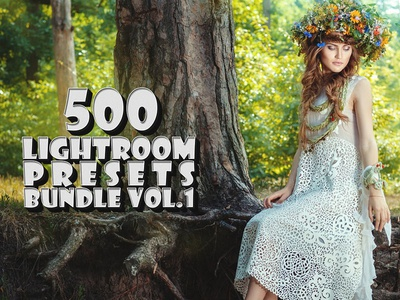 500 Pro Lightroom Presets Bundle V.1