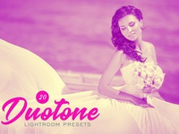 20 Duotone Lightroom Presets
