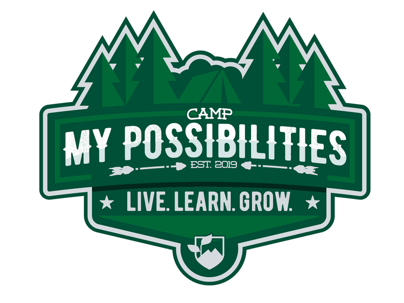 Camp My Possibilities Badge
