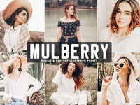 Free Mulberry Mobile & Desktop Lightroom Preset