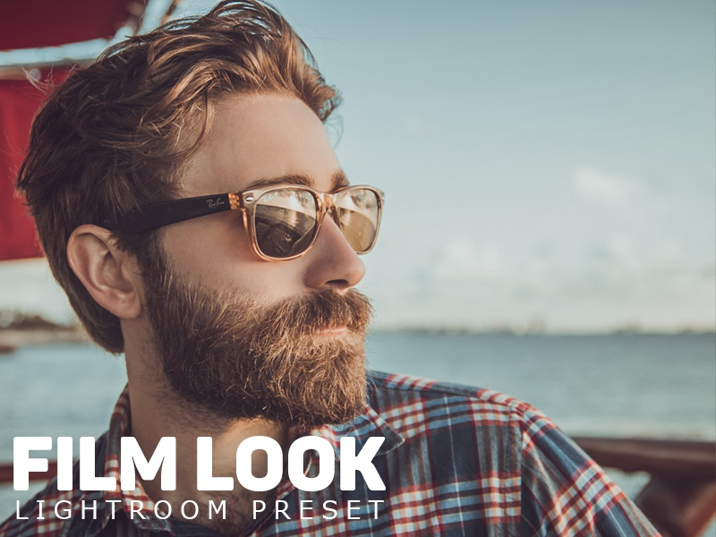Film Look Lightroom Presets by Farhan Ahmad for CreativeTacos on