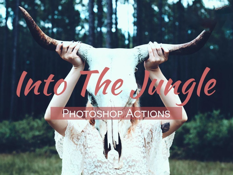 Free Into The Jungle Photoshop Actions cs3 action jungle photoshop action into the jungle filter hdr filter hdr action photoshop filter photoshop actions jungle filter forest photoshop action into the jungle photoshop action
