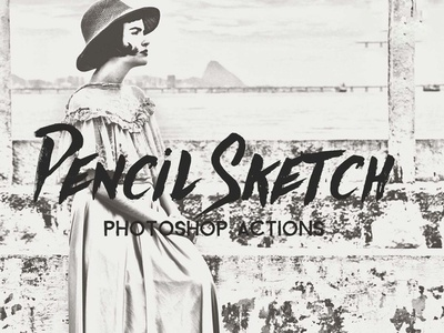 Free Pencil Sketch Photoshop Actions quality photoshop action free photoshop action sketch action color pencil effect action cs3 action pencil effect photoshop action photoshop action pencil effect