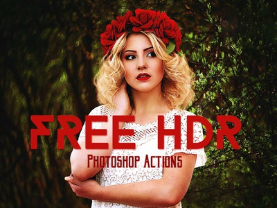 Free HDR Photoshop Actions creative cloud actions hdr ps actions hdr filter free photoshop actions ps action high dynamic range actions cs3 actions hdr photoshop action