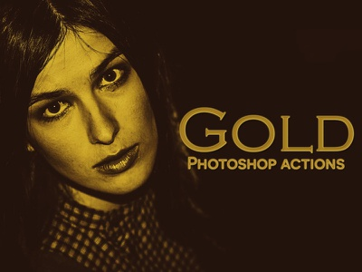 Free Gold Effect Photoshop Actions free photoshop actions cs3 actions golden ps actions gold filter photoshop filter photoshop action photoshop actions golden effect gold photoshop actions