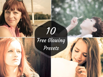 10 Free Glowing Lightroom Preset free filters best presets free lightroom filters free lightroom presets free glowing lightroom presets free glowing presets glowing filters glowing presets