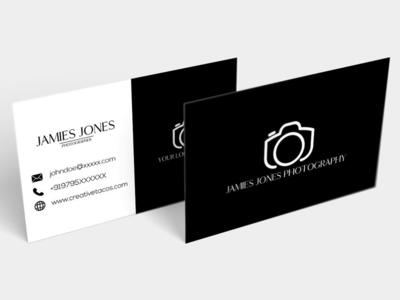Free Minimal Business Card Ver. 2 minimal business card free minimal business card business card design minimalist business card advertising business card branding logo branding best business cards photography business cards designer card