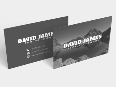 Free Travel Photography Business Card minimal business card free travel business card business card design minimalist business card advertising business card branding logo branding best business cards travel business cards designer card