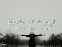 Winter Photography Actions