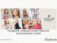 Facebook Cover Template CW004