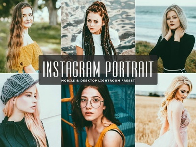 Matte Lightroom Preset designs, themes, templates and