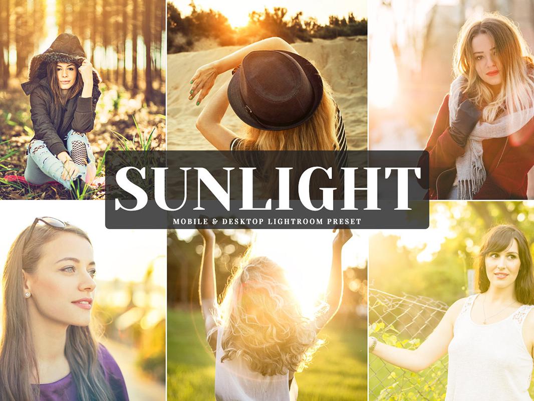 Free Sunlight Mobile Desktop Lightroom Preset by Farhan