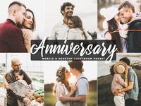 Free Anniversary Mobile & Desktop Lightroom Preset