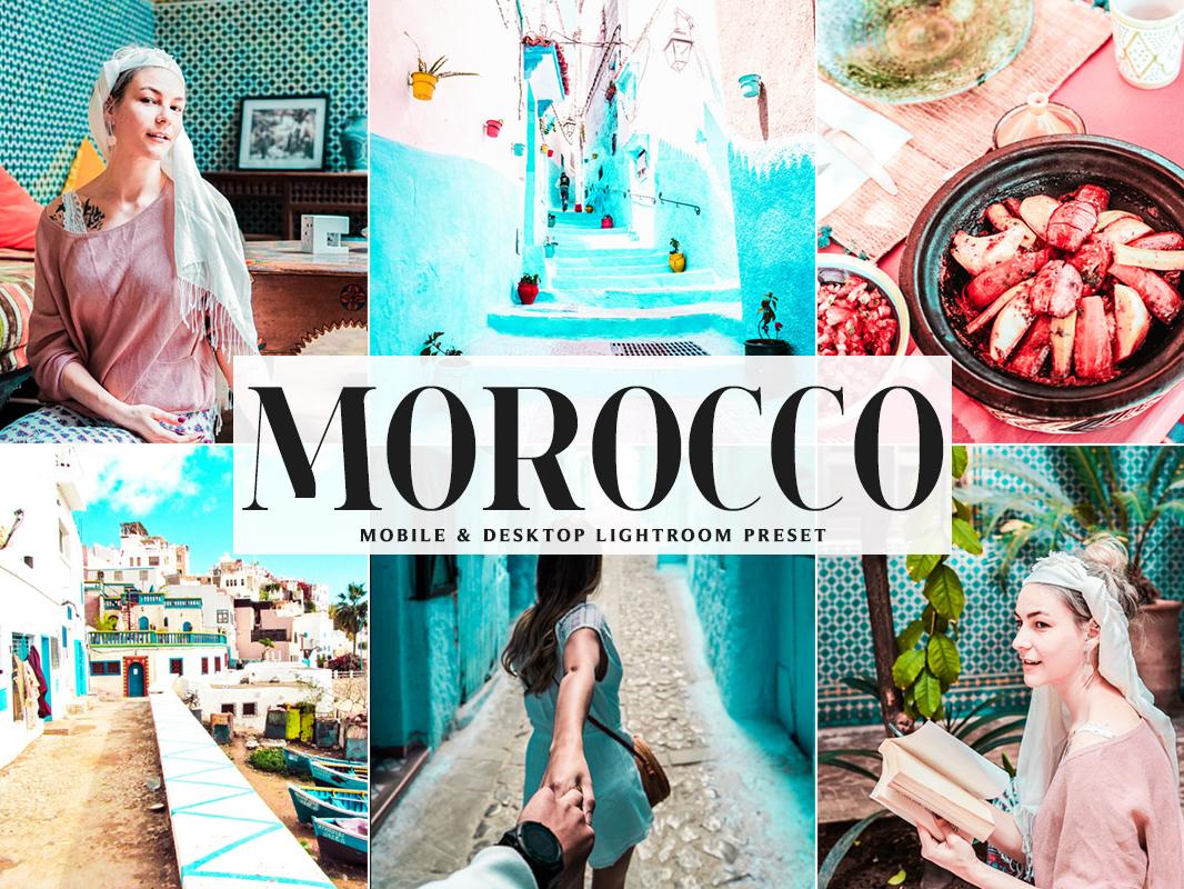Free Morocco Mobile & Desktop Lightroom Preset by Farhan