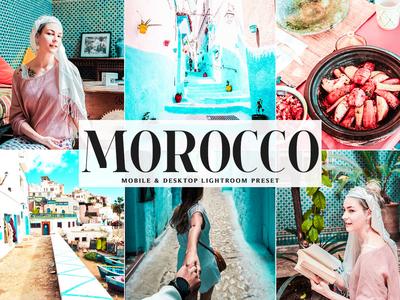 Free Morocco Mobile & Desktop Lightroom Preset