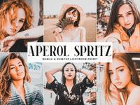 Free Aperol Spritz Mobile & Desktop Lightroom Preset