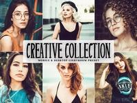 Free Creative Collection Mobile & Desktop Lightroom Preset