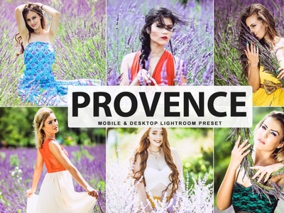 Free Provence Mobile & Desktop Lightroom Preset