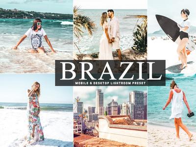 Free Brazil Mobile & Desktop Lightroom Preset