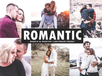 Free Romantic Mobile & Desktop Lightroom Preset