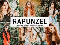 Free Rapunzel Mobile & Desktop Lightroom Preset