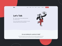 Agency Contact Page Bootstrap